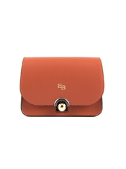 Plic femei Enzo Bertini portocaliu din piele 3379plp082po
