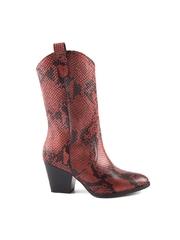 Ciocate Benvenuti cu imprimeu snake print rosu 518dg3514187sr