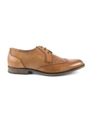 Pantofi barbati Benvenuti maro cognac din piele 717bp7810cu