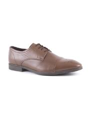 Pantofi barbati Benvenuti maro din piele 1106bp34201m