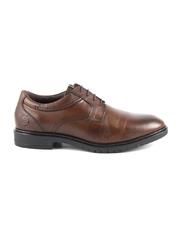 pantofi barbati benvenuti maro din piele 718bp5243m