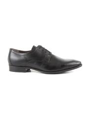 Pantofi barbati Benvenuti negri din piele 717bp2932n
