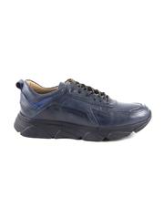 pantofi barbati enzo bertini bleumarin din piele 3698bp2354bl
