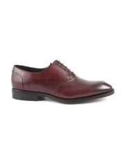 pantofi barbati enzo bertini bordo din piele 3688bp18100bo