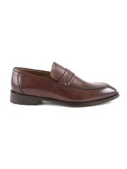 Pantofi barbati Enzo Bertini maro inchis din piele 3689bp61308tm