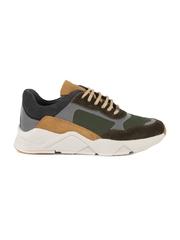 pantofi barbati enzo bertini multicolor din piele intoarsa 3688bp29103vmu