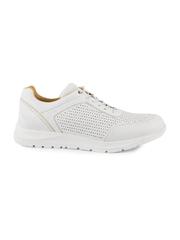 Pantofi barbati Thezeus albi din piele 2129bp3902a