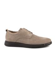 Pantofi barbati Thezeus bej din piele 2129bp4000be