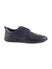 pantofi barbati thezeus bleumarin din piele 2109bp3601bl