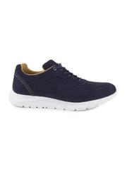 Pantofi barbati Thezeus bleumarin din piele 2129bp3902bl