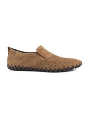 Pantofi barbati Thezeus maro cognac din piele 3287bp1820cu