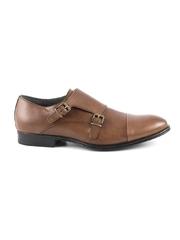 Pantofi barbati Thezeus maro cognac din piele 717bp4113cu