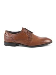 Pantofi barbati Thezeus maro din piele 717bp2516m