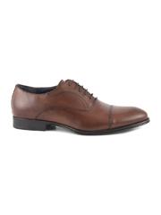 Pantofi barbati Thezeus maro din piele 717bp4116m