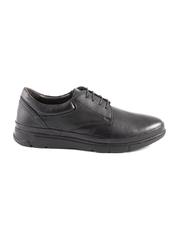 pantofi barbati thezeus negri din piele 2108bp4420n