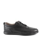 Pantofi barbati Thezeus negri din piele 2109bp2706n