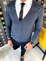 Bluza barbati gri ZR 9894 F5-3