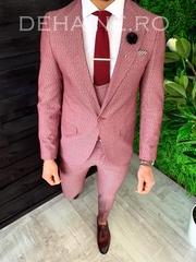 Costum barbati slim fit + Vesta ZR A4406 S24