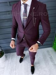 Costum barbati slim fit + Vesta ZR A8668 S17