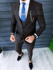 Costum barbati slim fit + Vesta ZR A8671 S28