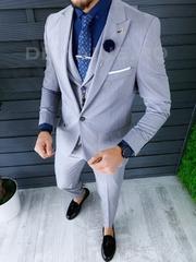 Costum barbati slim fit + Vesta ZR A8710 S27