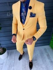 Costum barbati slim fit + Vesta ZR A8712 S21