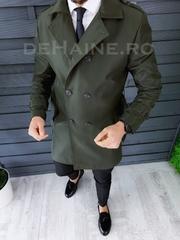 Palton barbati de primavara slim fit A8701