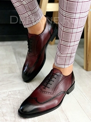 Pantofi barbati din piele naturala A4370