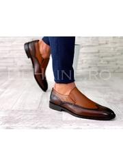 Pantofi barbati din piele naturala A4867