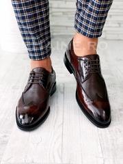 Pantofi barbati din piele naturala A4928