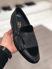 Pantofi barbati din piele naturala A4929