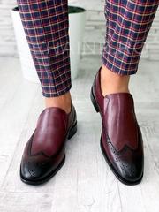 Pantofi barbati din piele naturala A4950