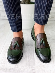 Pantofi barbati din piele naturala A4952