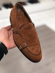 Pantofi barbati din piele naturala A4962