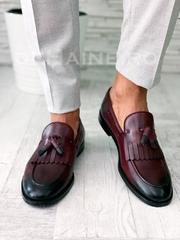 Pantofi barbati din piele naturala A4963