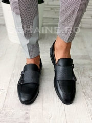 Pantofi barbati din piele naturala A4966