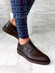 Pantofi barbati din piele naturala A5076