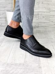 Pantofi barbati din piele naturala A5082