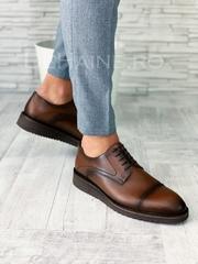 Pantofi barbati din piele naturala A5083