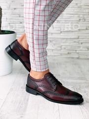 Pantofi barbati din piele naturala A5475