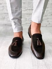 Pantofi barbati din piele naturala A5671