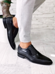 Pantofi barbati din piele naturala A5731
