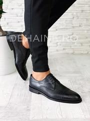 Pantofi barbati din piele naturala A5732