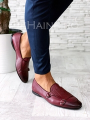 Pantofi barbati din piele naturala A5846