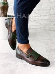 Pantofi barbati din piele naturala A5847