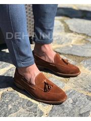 Pantofi barbati din piele naturala A6529
