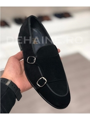 Pantofi barbati din piele naturala A6531