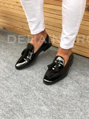 Pantofi barbati din piele naturala A6535