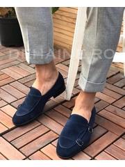 Pantofi barbati din piele naturala A6538