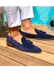 Pantofi barbati din piele naturala A6539